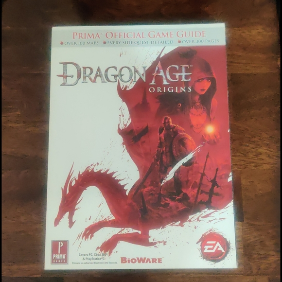 Dragon Age Origins Game Guide